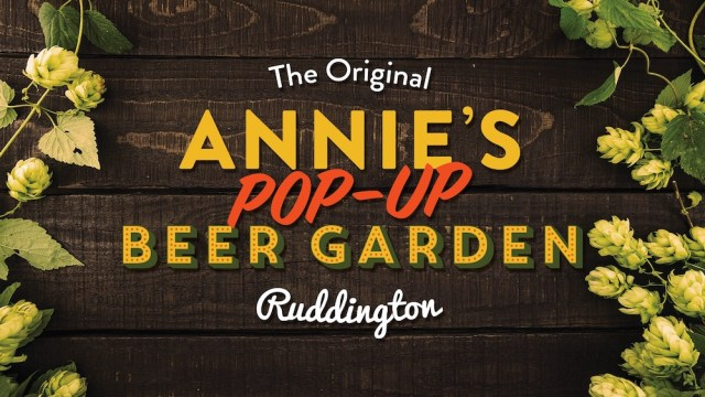 Annies Burger Shack Ruddington 22poster22