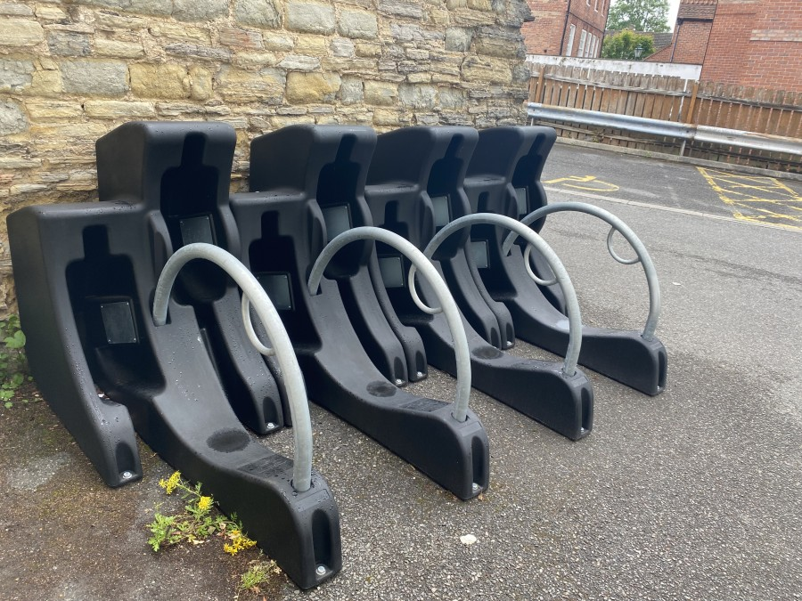 Cycle pods on Baldertongate2