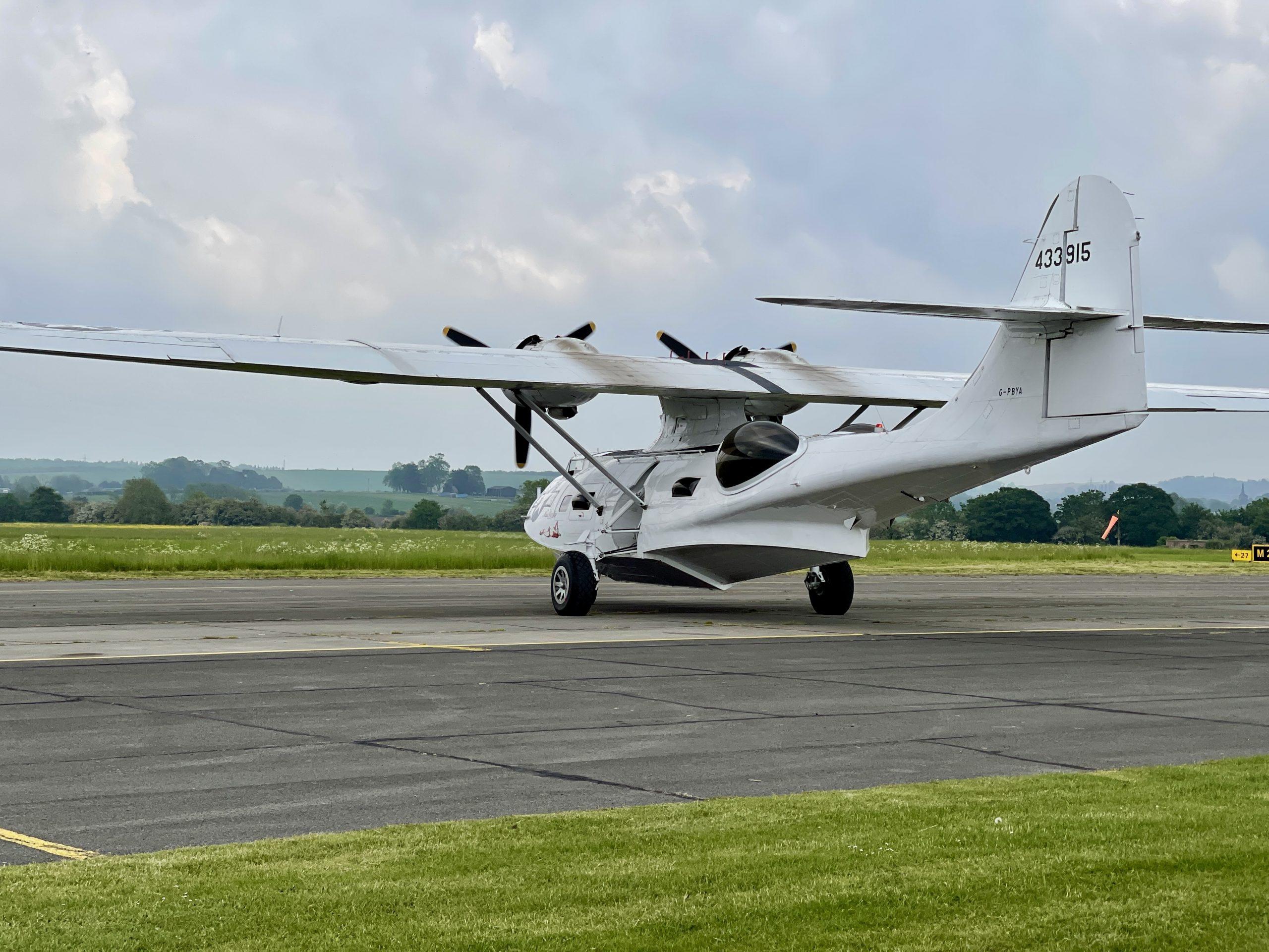 PBY Catalina World War 2 Flying Boat