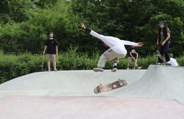 Rushcliffe skate park