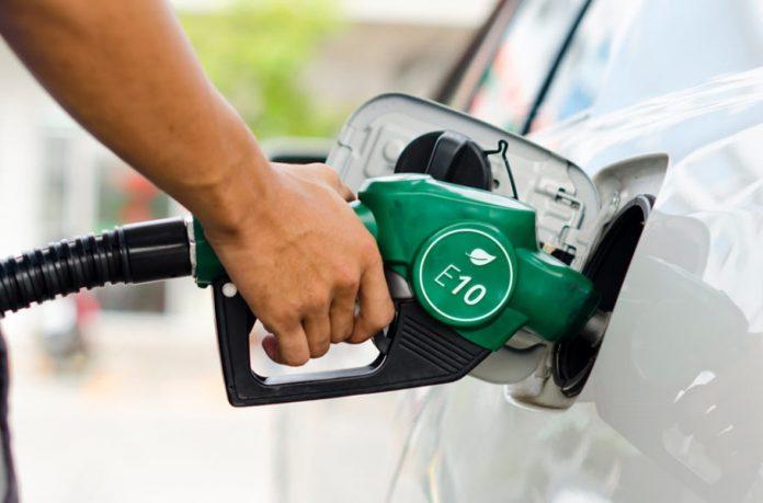 e10 petrol greener