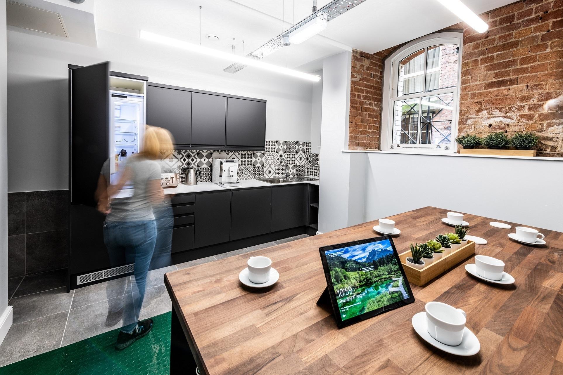 Stoney Street Studios Communal kitchen