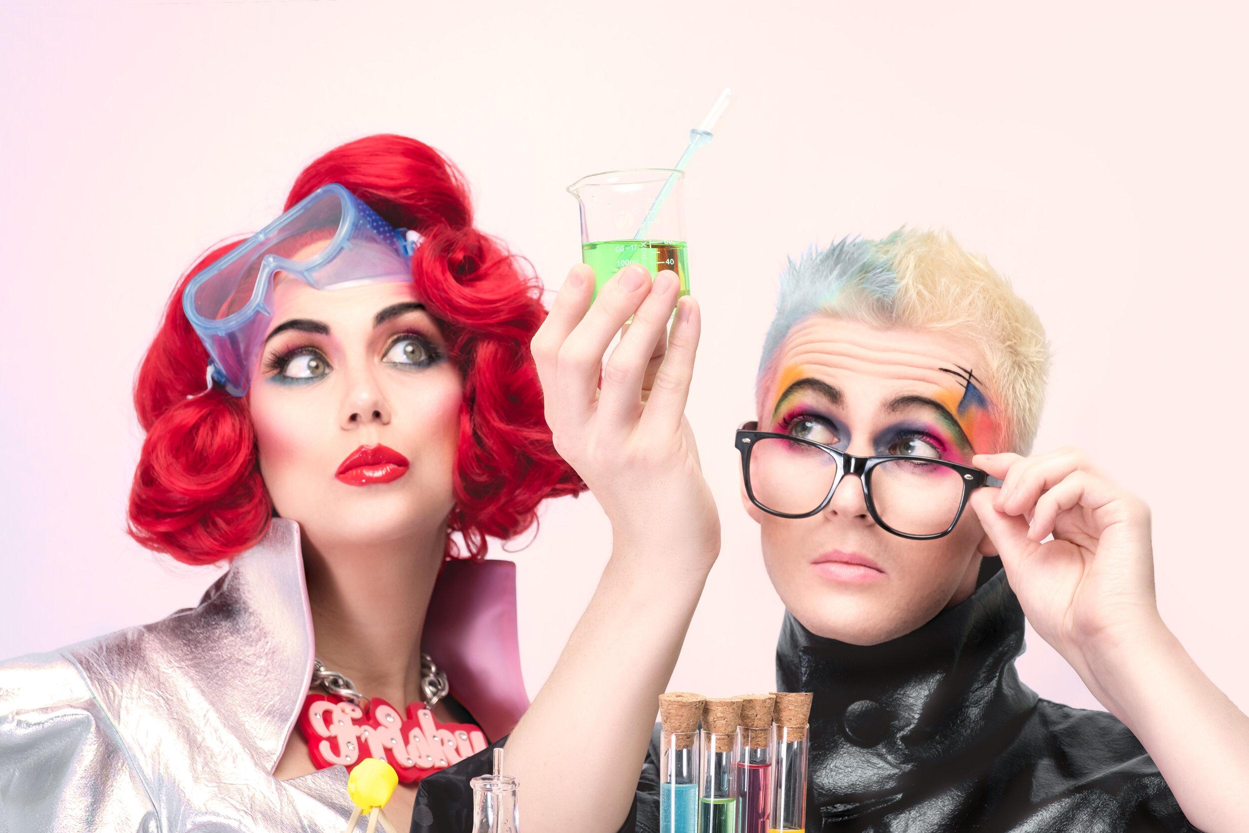 Frisky Mannish Pop Lab Aemen Sukkar 2019