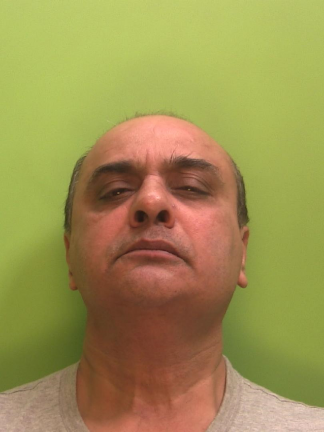 Kirit Patel custody picture