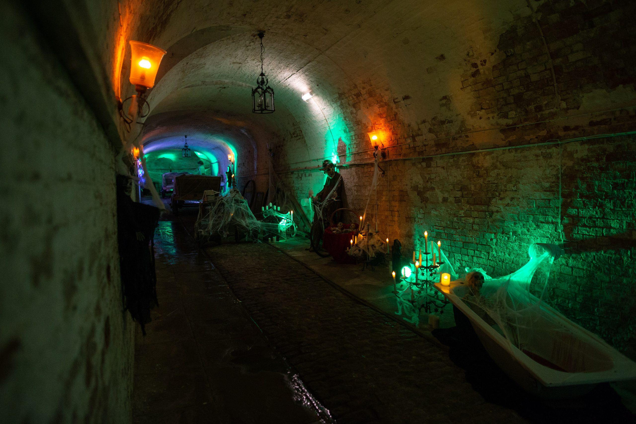 Belvoir Castle Halloween Trail 2021